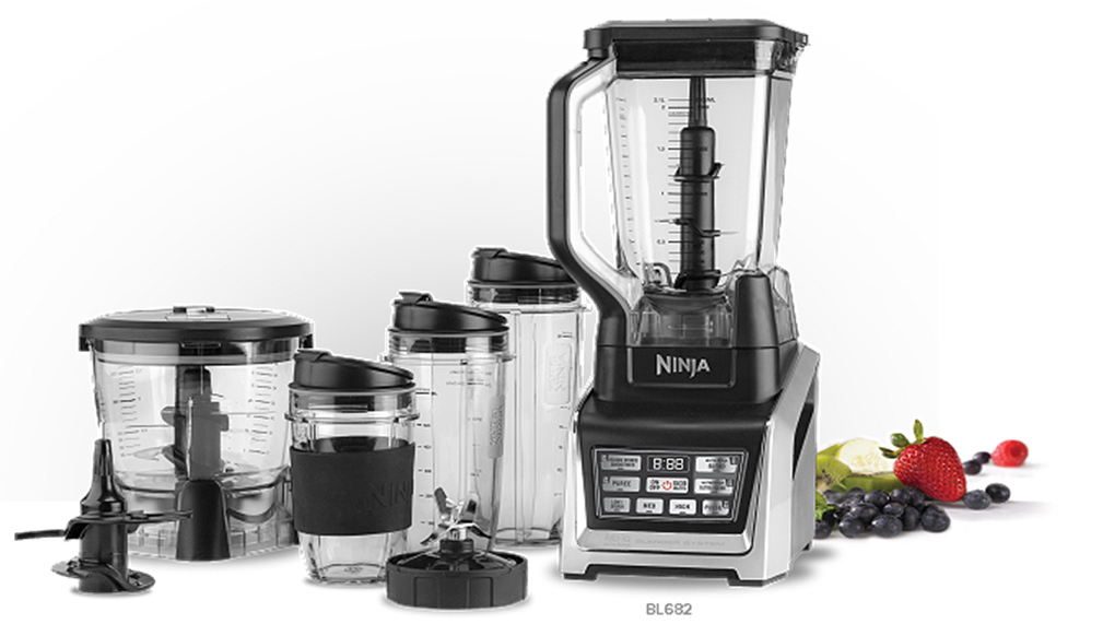 Amazon.com: Nutri Ninja|Ninja Blender Duo System with Auto-iQ with ...